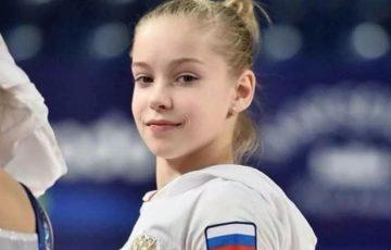 アンジェリーナ・シマコバ