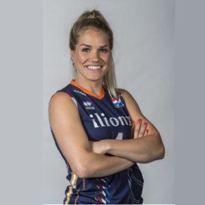 オランダ世界バレー2018女子選手|マレット6&ブリット12がかわいい ...