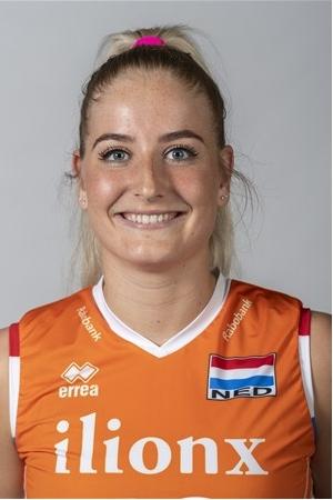 オランダ バレーボール
