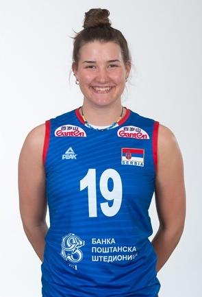 セルビア バレーボール