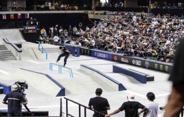 スケートボード オリンピック