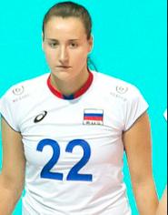 ロシア バレー 女子