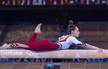 ドイツ 体操 女子